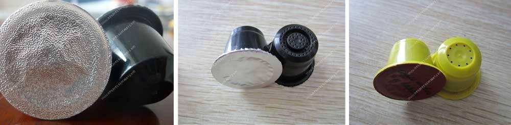 Made In China Nespresso Capsules Testing in U-Machine