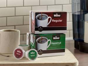 K-Cups in Two Flavors