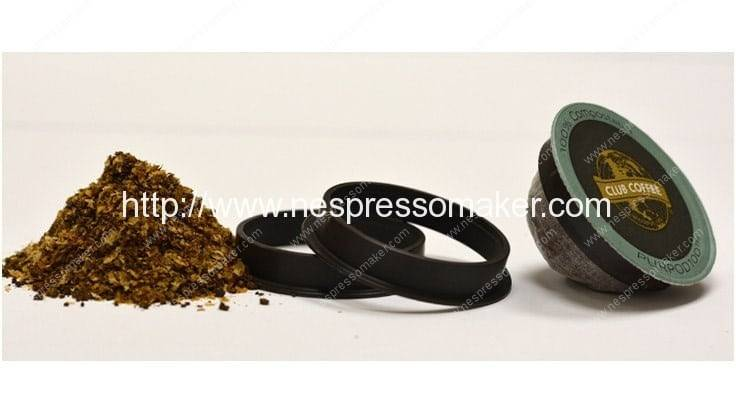 compostable coffee pod