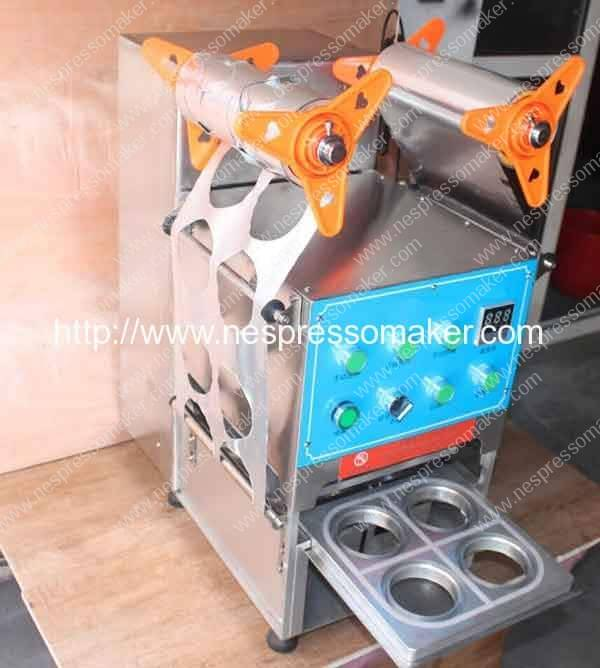 Roll-Aluminium-Film-Manual-Kcups-Coffee-Capsules-Sealing-Machine