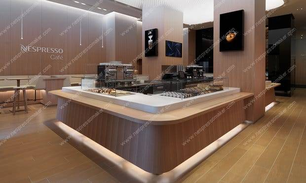 Nespresso to open first UK cafe in London