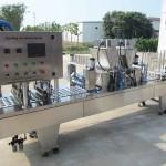 RML-10  Nespresso Coffee Capsules Filling Sealing Machine