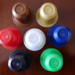 PLA Made Biodegradable Nespresso Capsules